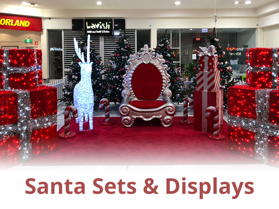 commercial christmas christmas displays suppliers - Christmas Decorations Australia