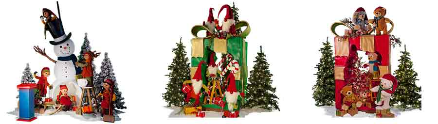 animatronics - Christmas Animatronics